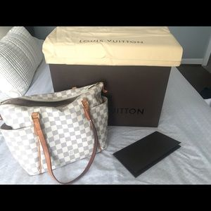Louis Vuitton Totally PM NM Damier Azur